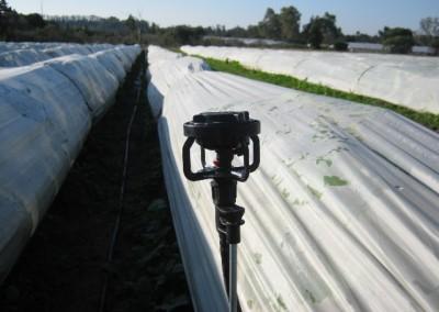 Film para microtunel