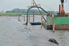 Islas Artificiales - Ríos y Lagos - Holanda
