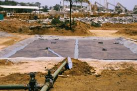 Desecado de Hidroeléctricas - Brasil